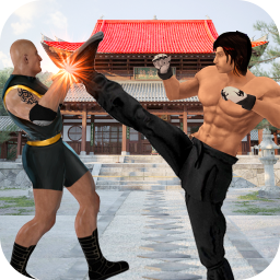 Kung Fu karate: Fighting Games