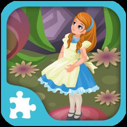 پازل های آلیس در سرزمین عجایب