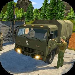 رانندگی با ماشین نظامی
