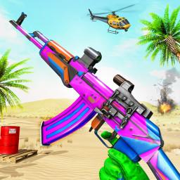 Real Commando Fps Shooting