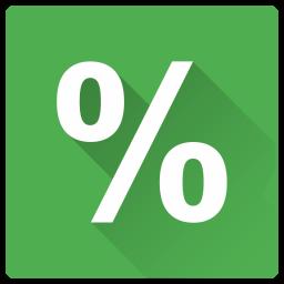 محاسبه درصد آزمون تستی