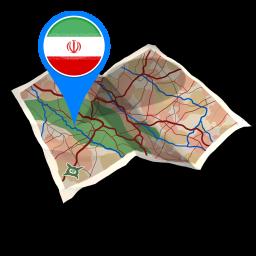 نقشه و مسیریابی آفلاین ایران و جهان- ایران یار