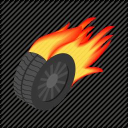 مسابقه چرخ داغ