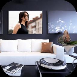 Interior Photo Frames Editor