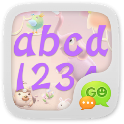 Dieylatin FONT FOR GO SMS PRO
