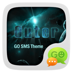 GO SMS PRO OUTER THEME EX