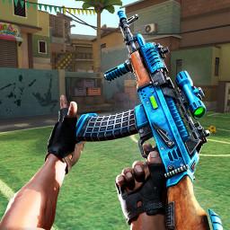 MaskGun - Online multiplayer FPS shooting gun game