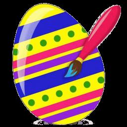 آموزش تزیین سبزه تخم مرغ شیرینی عید