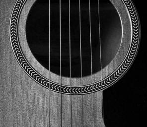 آموزش حرفه ای گیتار و نت های آن