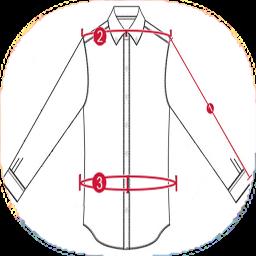 اندازه گیری لباس خیاطی