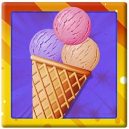 بازی بستنی سازی