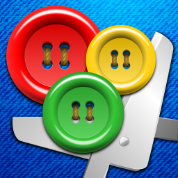 Buttons and Scissors