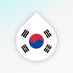 Learn Korean & Hangul with Drops by Kahoot!