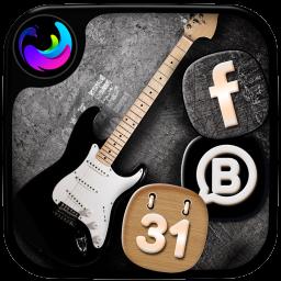 Guitar Launcher Theme