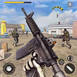 Real FPS Gun Shooting Games 3D