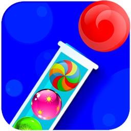 گردالی : پازل مرتب سازی رنگ ها