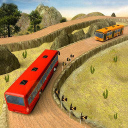 Offroad Bus Simulator 2019 Coach Bus Driving Games
