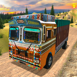 Indian Truck Driving Games 2019 Cargo Truck Driver