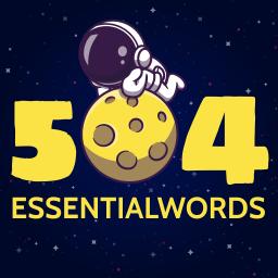 504 لغت ضروری انگلیسی | آموزش زبان
