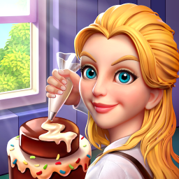 My Restaurant Empire:Decorating Story Cooking Game