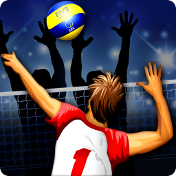 بازی والیبال لیگ جهانی کم حجم جدید