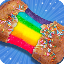 Rainbow Grilled Cheese Sandwich Maker! DIY cooking