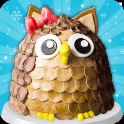 Unicorn Rainbow Owl Cake! Latest Cooking Sensation