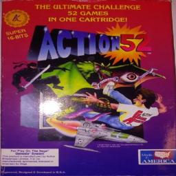 52 بازی اکشن در یک پکیج