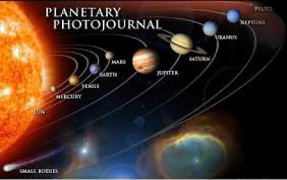 نجوم(سیارات منظومه شمسی)