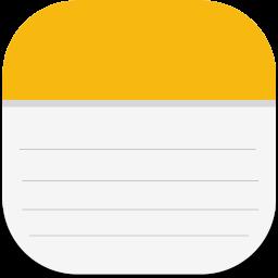 دفترچه یادداشت آیفون | sibnote