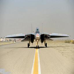 آرمادیلوپ : آشیانه (نیروی هوایی)