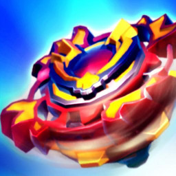 Super God Blade : Spin the Ultimate Top!