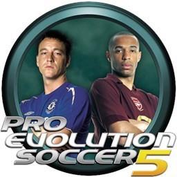 فوتبال حرفهای ۲۰۰۵ (PES 2005)