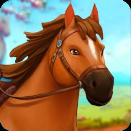 اسب مزرعه