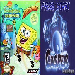 کاسپر2 و باب اسفنجی4