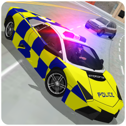 City Police Car Driving Chase