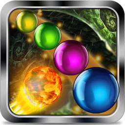 Temple Marble Shooter
