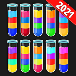 Color Water Sort Puzzle Games
