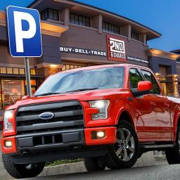 Shopping Mall Car & Truck Parking