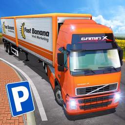 Truck Driver: Depot Parking Simulator