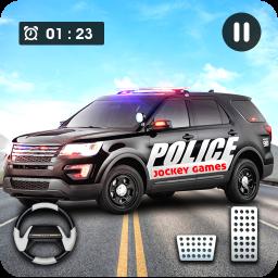 City Gangstar: Sniper Shooting - Police Car Games