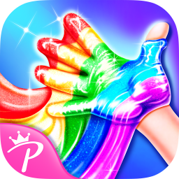 Giant Unicorn Slime Simulator-Rainbow Slime Games