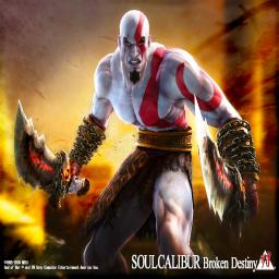 خدای جنگ: سول کالیبر