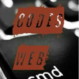 کد های وب 2