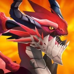 Dragon Epic - Idle & Merge - Arcade shooting game