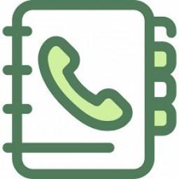 دفتر تلفن ساده