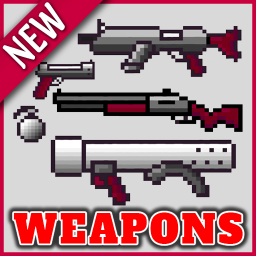 Weapon Minecraft Addon