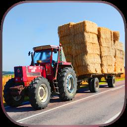 Animal & Hay Transport Tractor