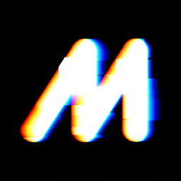 Movee: animate your photo with vhs glitch graphics