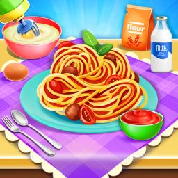 Pasta Cooking Mania Game
